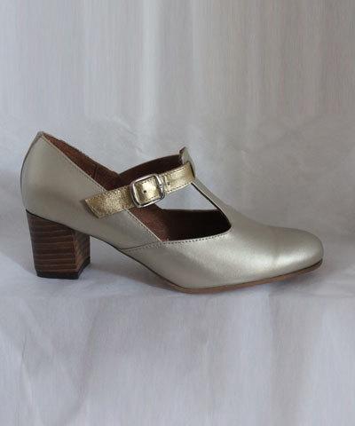 zapato-dorado