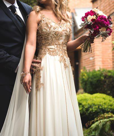 vestido de novia usado de viña del mar en www.entrevestidos.cl