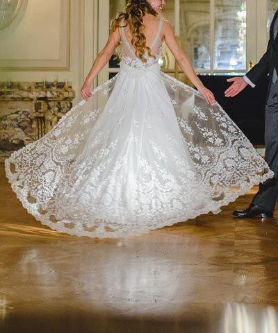 EntreVestidos.cl | Vestido usado de novia Oui Novias en www ...