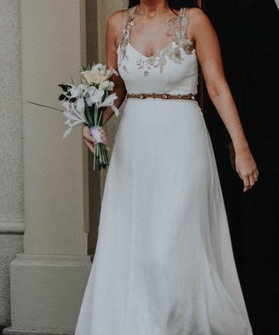 Compradores de vestidos de novia usados