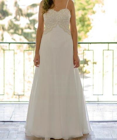 EntreVestidos.cl | Vestido usado a la venta hecho en Chile a medida ...
