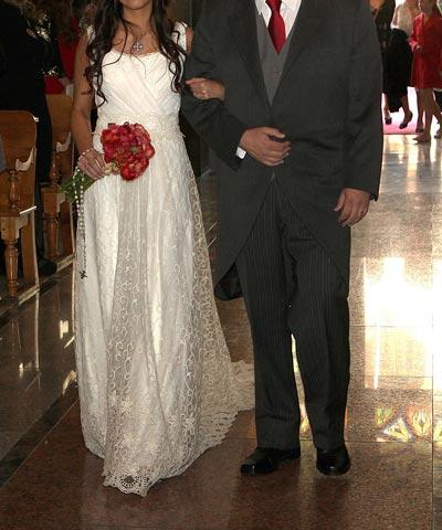9c63210d Venta de vestido usado de novia usado dos veces de Cala Novias ...