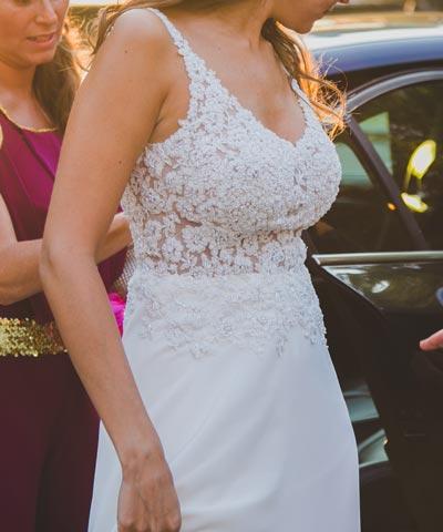 Vestidos de novias usados chile