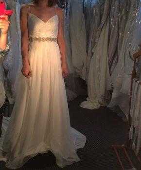 Vestido de novia sin usos en venta