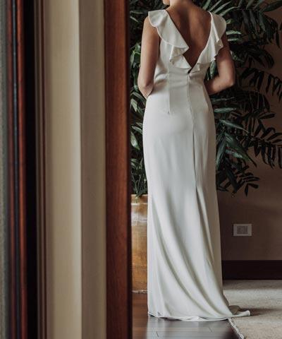 vestido nuevo de novia en venta marca luz edwards para matrimonio