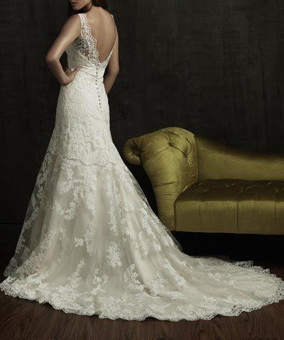 Vestido de novia Allure Bridals en venta