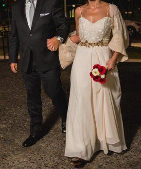 Vestido de novia Nini Huidobro en venta