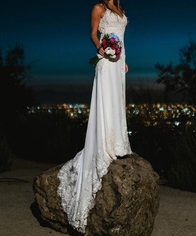 Vestido de novia Maria Luisa Vega en venta