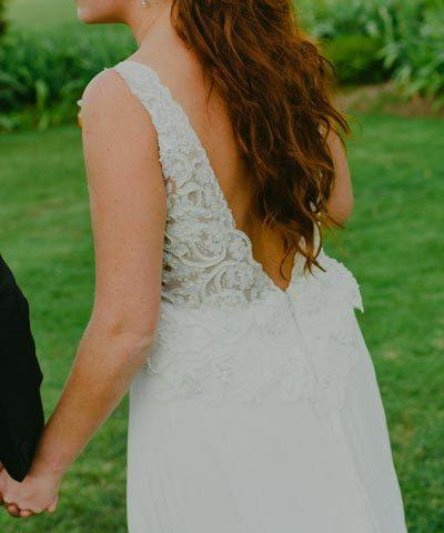 Vestido de novia Makia en venta
