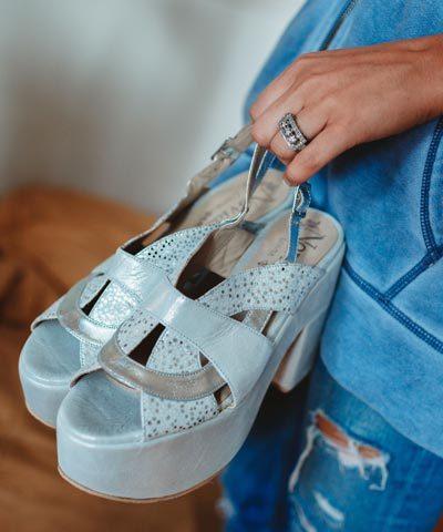 zapatos de novia cambalache