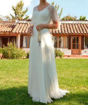 Vestido de novia Sofía Larraín en venta