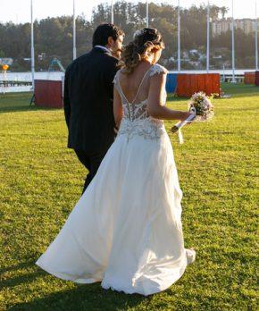 Vestido de novia Priscila Daroch