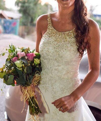 Vestido de novia Francisca Tornero en venta