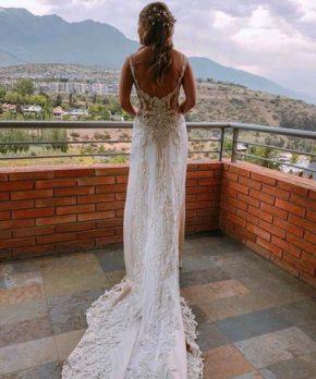 Vestido Maria Luisa Vega en venta para novia