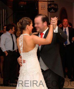 Vestido de novia hecho por Macarena Palma