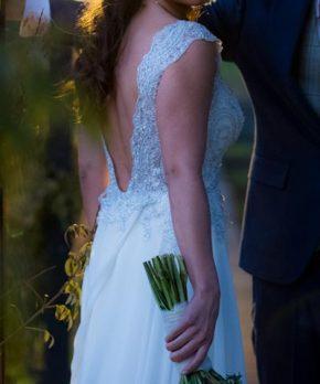Vestido CV novias en venta