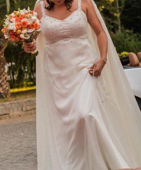 Vestido de novia Carolina Anich en venta