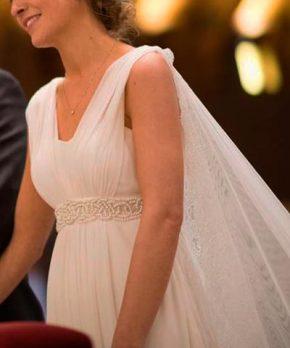 Vestido de novia Luz Edwards