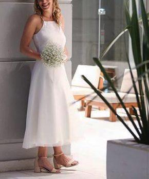 9663180da Vestido Blanca Bonita novias en venta
