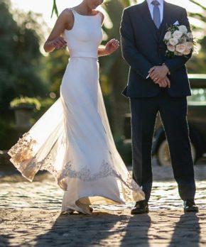 Vestido Josefina Ulloa novias en venta