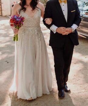 Vestido de novia Mika Herrera en venta
