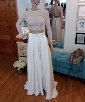 Vestido de novia Santo Encanto