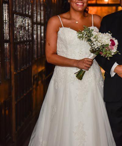 Vestido de novia La Casa Blanca en venta