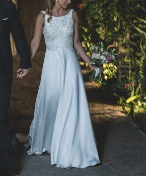 Vestido Blanc Novias en venta