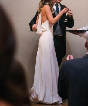 Vestido de novia en venta