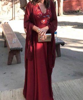 Vestido de madrina Clara Edwards en venta