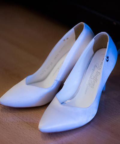 Zapatos de novia Carmen Steffens en venta