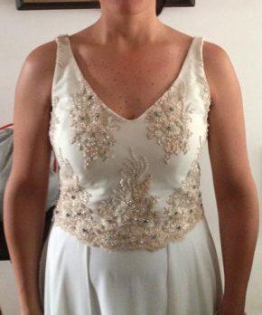 Vestido Oui Novias en venta
