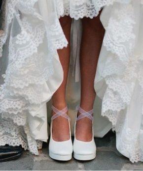 Zapatos de novia La Ragazza