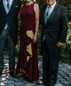 Vestido de madrina Vince Camuto