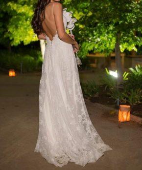 Vestido de novia Covarribias - Lavín en venta