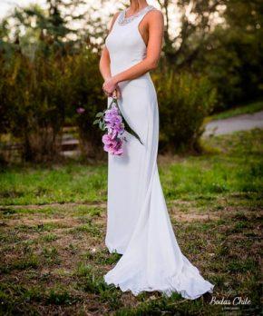 Vestido usado ProNovias en venta
