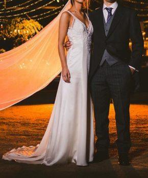 Vestido MLV novias en venta