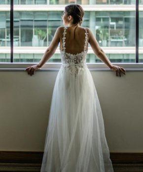 Vestido usado Santo Encanto en venta