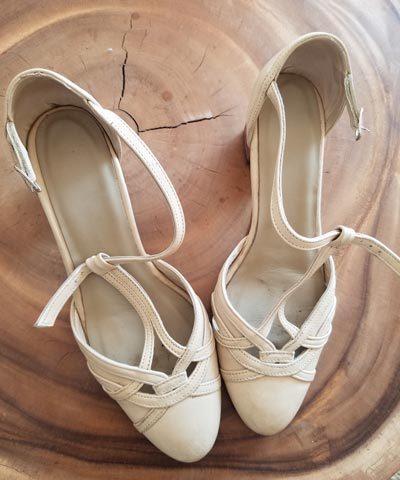 Zapatos de novia Shoemaker