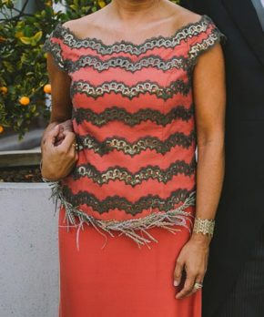 Vestido de madrina Trío Boutique