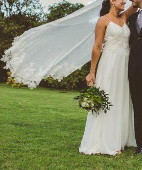 Vestido de novia Marisol Ordenes