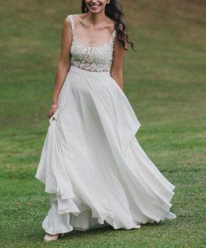 Vestido de novia Sofia Larrain
