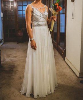 Vestido de novia Ivan Pilkman