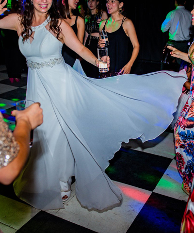 Vestido usado Blanc Novias a la venta para matrimonio con
